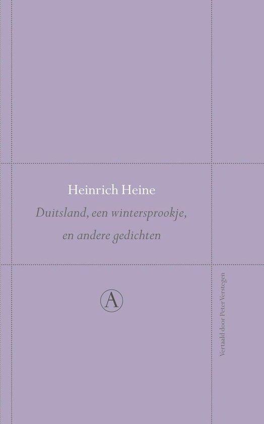 Perpetua reeks - Duitsland, een wintersprookje en andere gedichten - H. Heine |