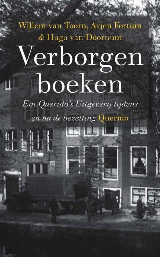 Verborgen boeken - Willem van Toorn   Fthsonline.com