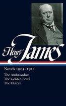 Omslag Henry James: Novels 1903-1911 (LOA #215)