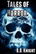 Omslag Tales of Horror