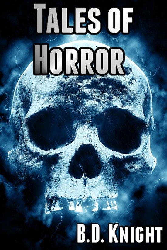 Omslag van Tales of Horror