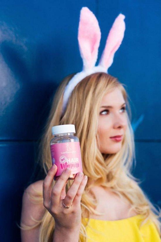 Sweet Bunny Hare - Hair Vitamin - 60 gummies