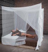 Deconet 'KINGSIZE' Klamboe-polyester-2pers-240cm-Wit