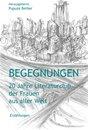 Boek cover Begegnungen van