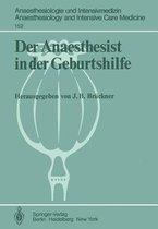 Der Anaesthesist in Der Geburtshilfe