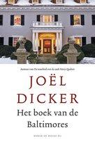 Boek cover Het boek van de Baltimores van Joel Dicker (Onbekend)