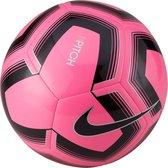 Nike VoetbalVolwassenen - roze/zwart/zilver