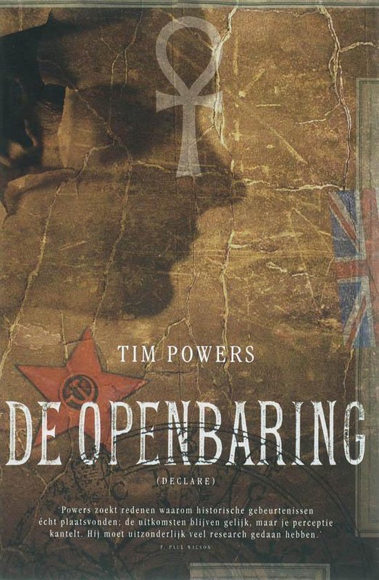 De Openbaring - Tim Powers pdf epub