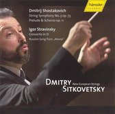 Prelude + Scherzo Op.11 / Concerto