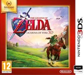 The Legend of Zelda: Ocarina of Time 3D - Nintendo Selects - 2DS + 3DS