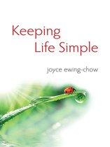 Omslag Keeping Life Simple