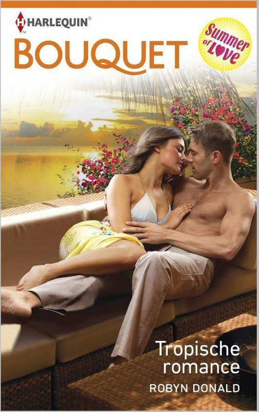 Tropische romance - Bouquet 3540 - Robyn Donald |