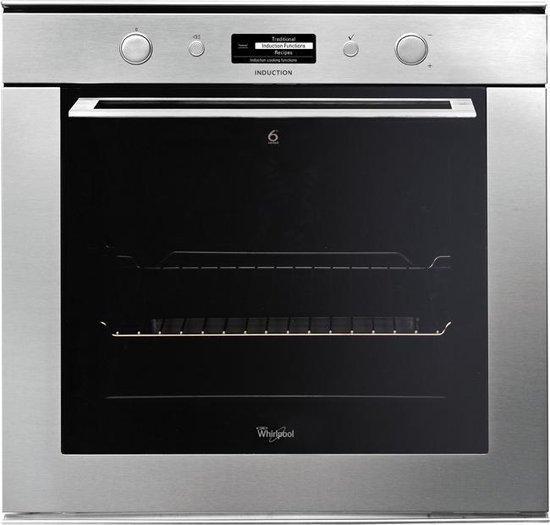 Whirlpool AKZM 8790/IX - Inbouw oven