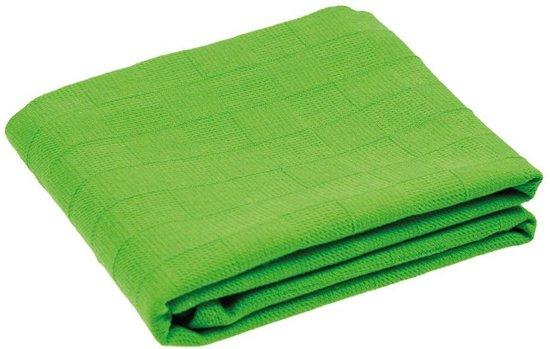 Arowell - Theedoek Keukendoek - Groen - 5 stuks