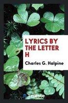 Lyrics by the Letter H