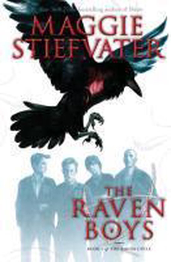 The Raven Cycle #1