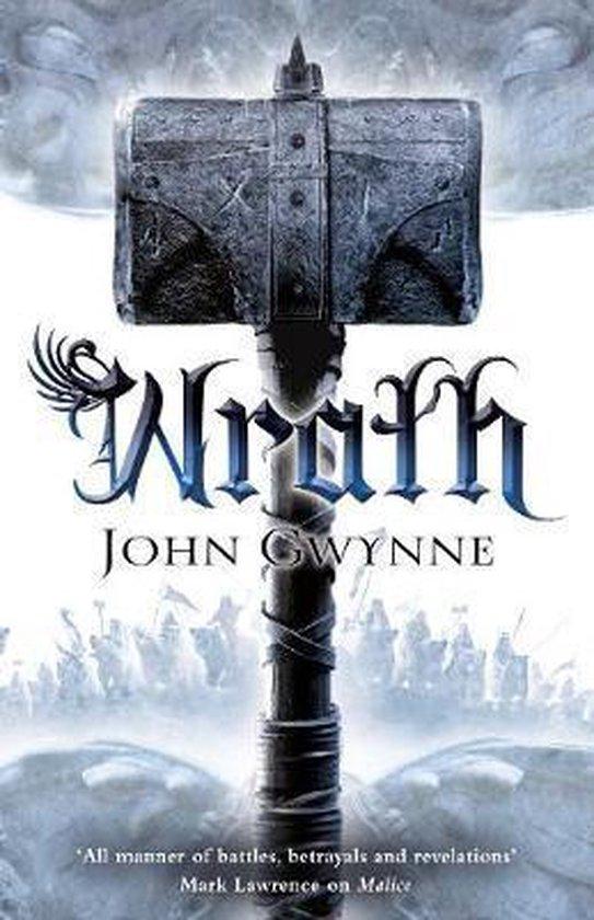 Boek cover Wrath van John Gwynne (Paperback)