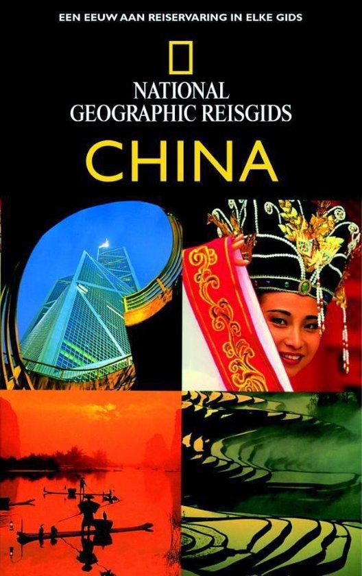 Cover van het boek 'China'