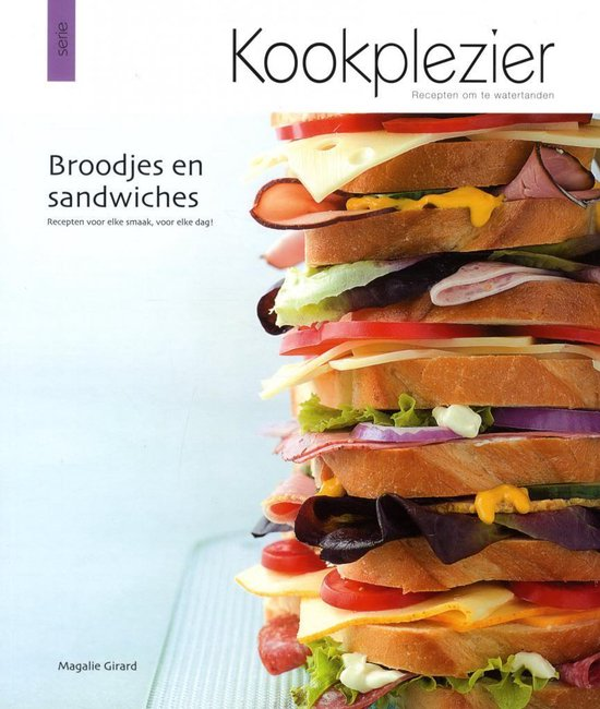 Kookplezier Broodjes en sandwiches - Niet bekend pdf epub