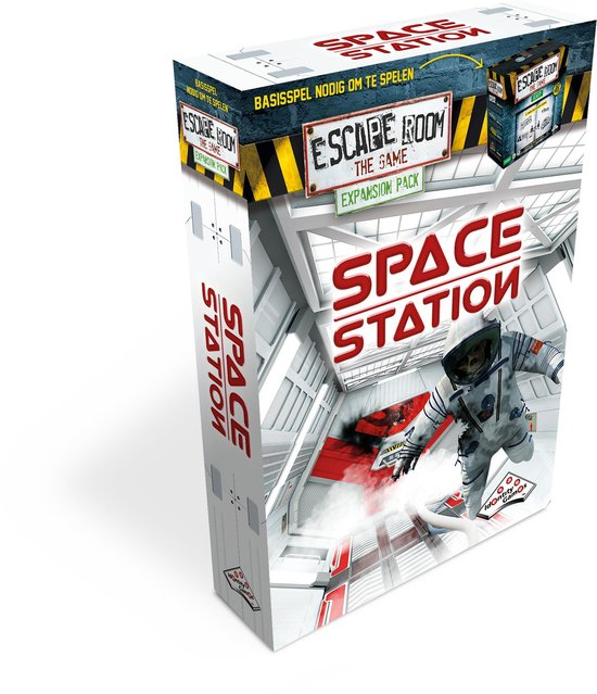 Escape Room The Game: Uitbreidingsset Space Station
