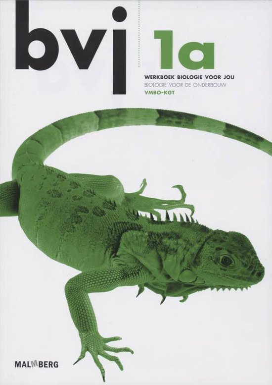 Biologie voor Jou 1 Vmbo-kgt Werkboek - G. Smits |