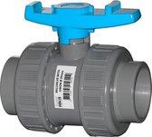 PVC kogelkraan - 50 mm - lijmverbinding