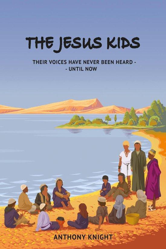 Omslag van The Jesus Kids
