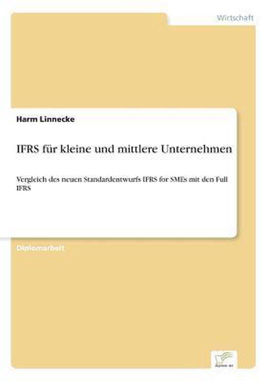 IFRS fur kleine und mittlere Unternehmen