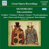 Mussorgsky: Khovanshchina (Fre