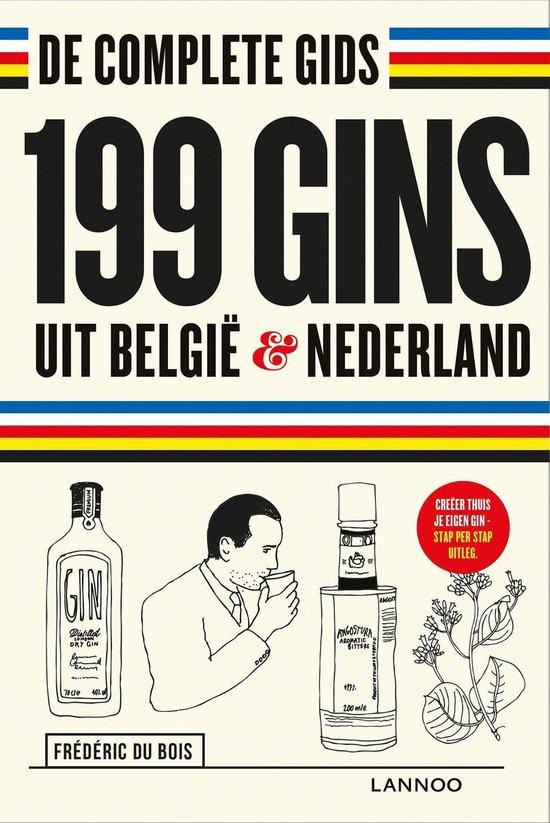 De complete gids - 199 gins uit België en Nederland - Frédéric Du Bois   Fthsonline.com