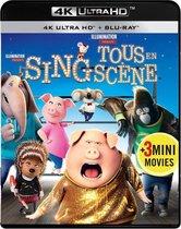 Sing (4K Ultra HD Blu-ray)