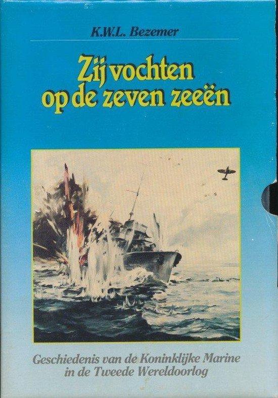 Zij vochten op de zeven zeeën