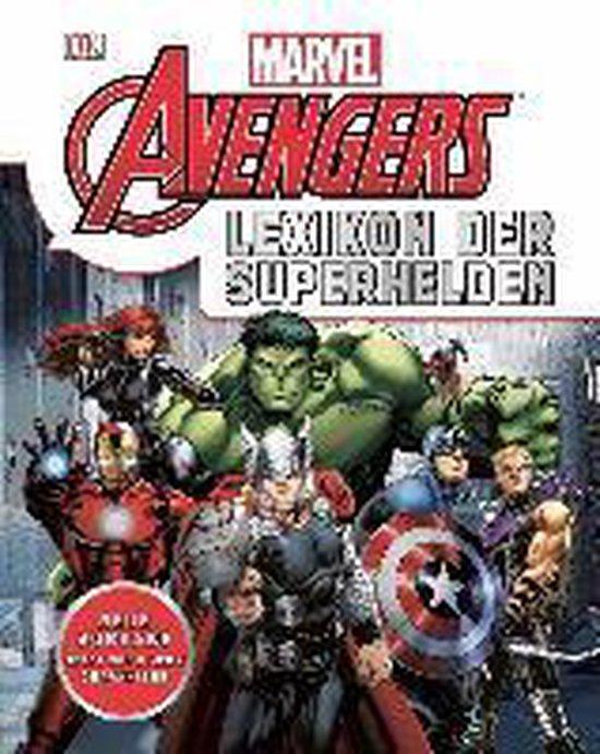 Marvel Avengers(TM) Lexikon der Superhelden