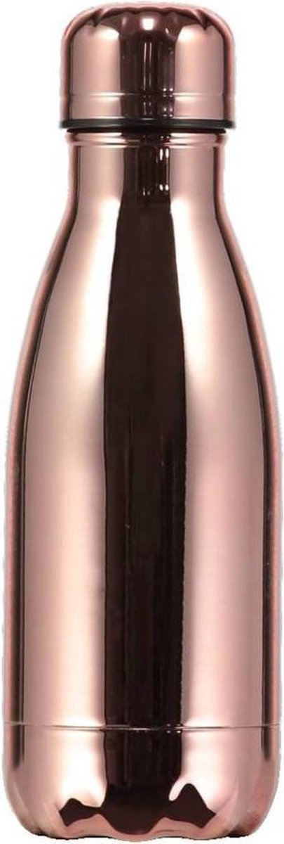 Chilly's 260 ml fles Rose Gold - Chilly's