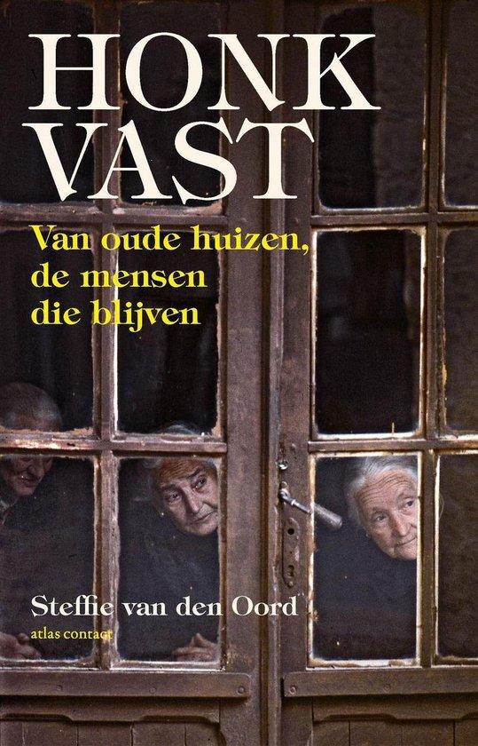 Boek cover Honkvast van Steffie van den Oord (Onbekend)