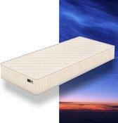 TED - Pocketvering matras - 140 x 190 x 21 cm