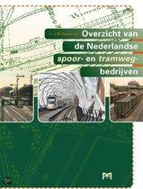 Overzicht van de Nederlandse spoor- en tramwegbedrijven