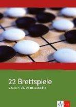 22 Brettspiele Deutsch als Fremdsprache Buch mit Kopiervorlagen