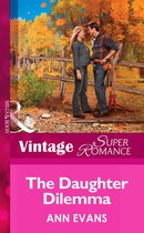 The Daughter Dilemma (Mills & Boon Vintage Superromance) (Heart of the Rockies - Book 1)