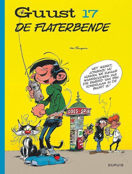 De Flaterbende - André Franquin |