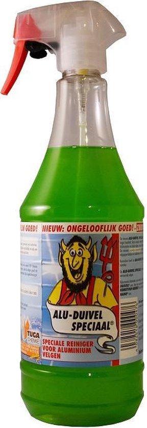 Alu - Duivel Speciaal - Velgenreiniger - met Nederlands etiket !