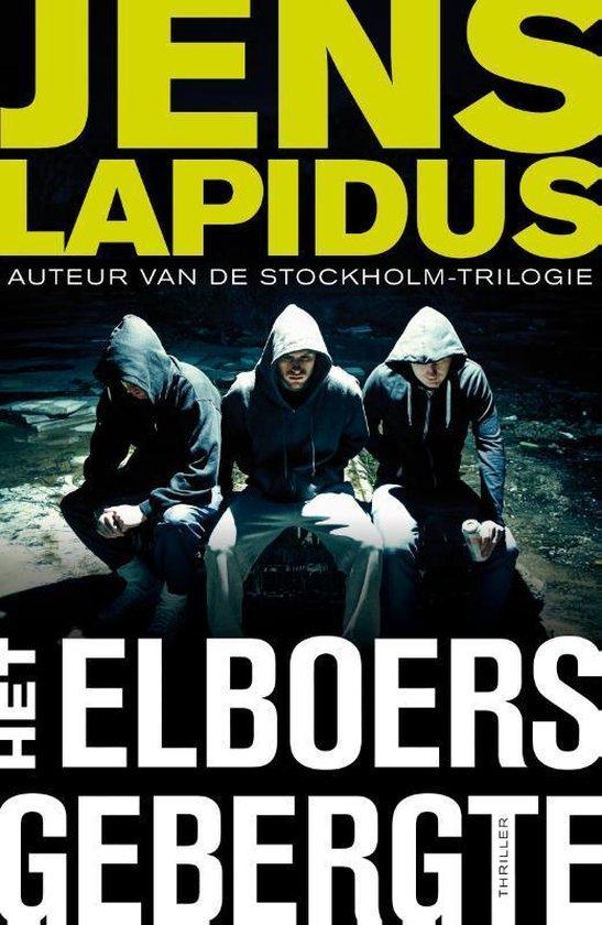 Het Elboersgebergte - Jens Lapidus pdf epub