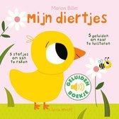Boek cover Mijn diertjes van Marion Billet (Hardcover)
