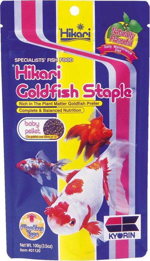Hikari Staple Goldfish 100 gram