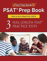 PSAT Prep Book 2018 & 2019 Practice Tests