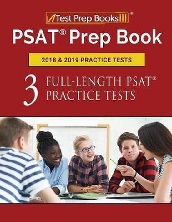 PSAT Prep Book 2018 & 2019 Practice Tests