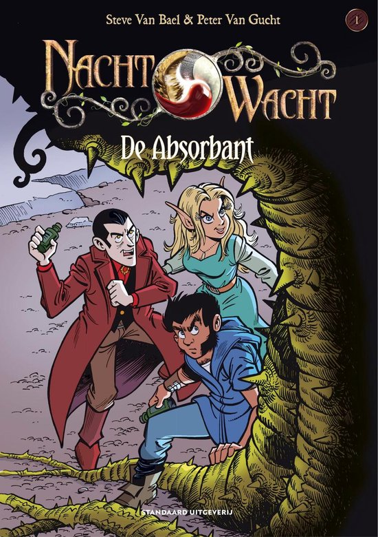 Nachtwacht 1 -   De Absorbant - Steve van Bael