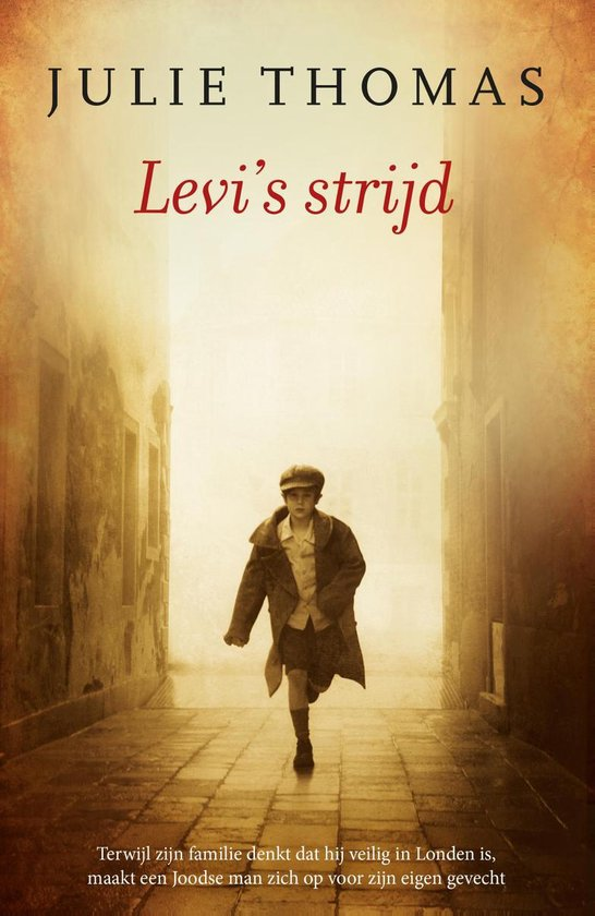 Levi's strijd - Julie Thomas |