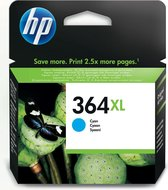 HP 364XL Inktcartridge - Cyaan