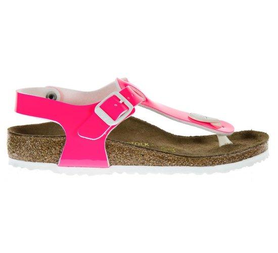   Birkenstock Kairo Slippers Maat 36 Meisjes roze